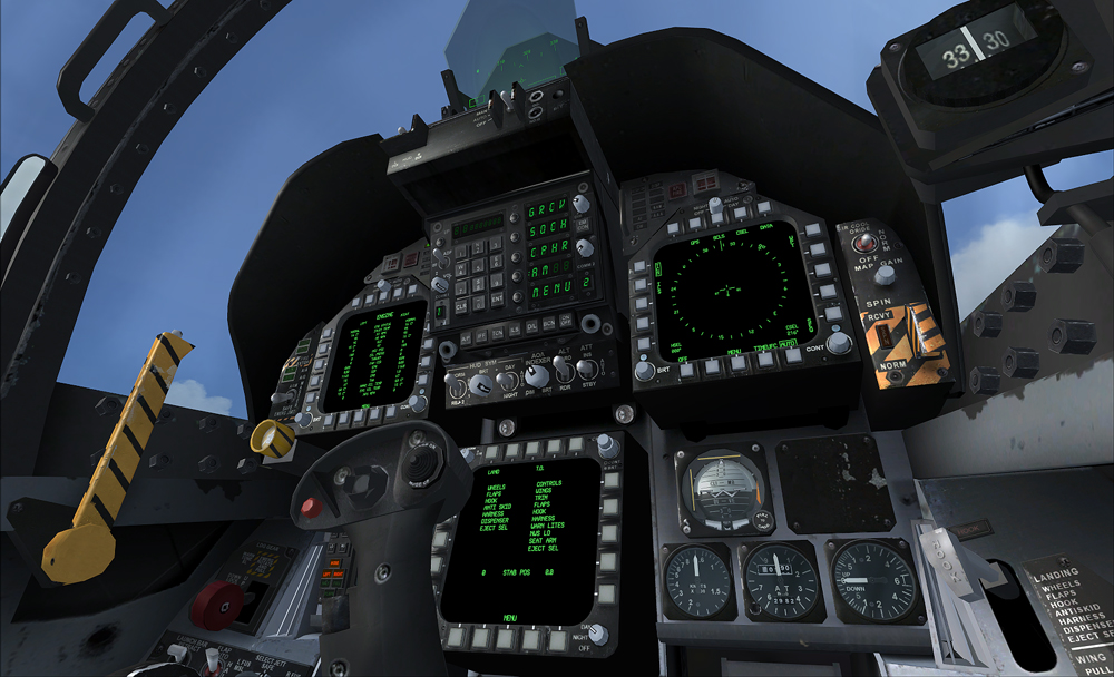 how to download f18 dcs